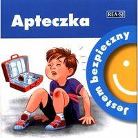 Książki dla dzieci, Jestem bezpieczny. Apteczka (opr. miękka)