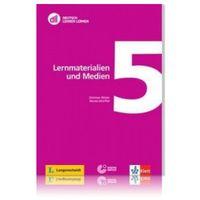 Książki do nauki języka, Deutsch Lehren Lernen 5. Lernmaterialien und Medien + DVD (opr. miękka)