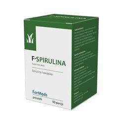 F-SPIRULINA: Algi ForMeds