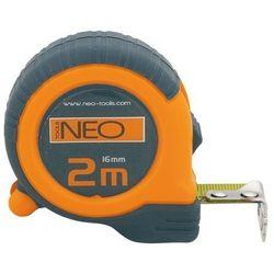 Miara zwijana stalowa 3m x 19mm,magnes 67-113 NEO