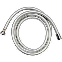 Wąż prysznicowy pvc silver 200cm / 75597 / FALA - ZYSKAJ RABAT 30 ZŁ