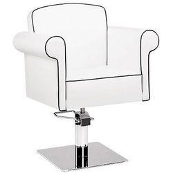 Ayala ART DECO 01 fotel fryzjerski na pompie hydraulicznej z możliwością wyboru podstawy