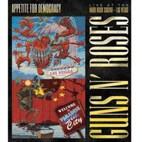 Rock, Appetite For Democracy: Live At The Hard Rock Casino - Las Vegas