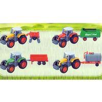 Traktory dla dzieci, Traktor Moje Ranczo 17cm