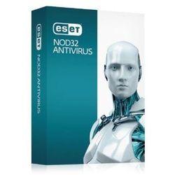Oprogramowanie antywirusowe ESET NOD32 Antivirus Box - 1 STAN/12M - ESET NOD32-1/12- natychmiastowa wysyłka, ponad 4000 punktów odbioru!