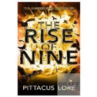 Książki do nauki języka, I Am Number Four The Rise of Nine (opr. miękka)
