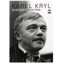 Karel Kryl - Koncerty 1989/1990 DVD Kryl Karel