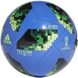 Piłka nożna ADIDAS CE8100 R.4 World Cup Telstar 18 Glider (Rozmiar 4)