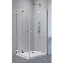 Radaway Arta KDD B drzwi prysznicowe 100 cm lewe do kabiny narożnej dwudrzwiowej 386162-03-01L