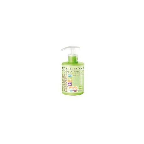 Szampony i odżywki dla dzieci, Revlon Equave Kids, szampon dla dzieci 2w1, eko, 300ml