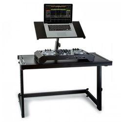 Vonyx Pulpit Dj'ski DJ Pult DS20 regulowana wysokość czarny