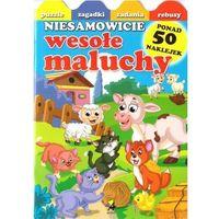 Książki dla dzieci, Niesamowicie wesołe maluchy (opr. broszurowa)
