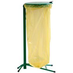 Stojak na worek na śmieci 120 l metalowy Stojak na worki na śmieci, stelaż na śmieci