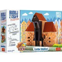 Pozostałe zabawki edukacyjne, Brick trick - buduj z cegły żuraw xl trefl