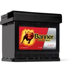 Akumulator Banner Power Bull 50Ah 450A P+ P5003