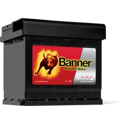 Akumulatory samochodowe, Akumulator Banner Power Bull 50Ah 450A P+ P5003
