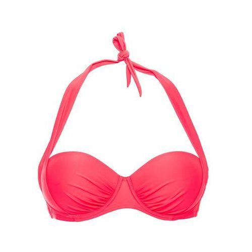 Stroje kąpielowe, Bikini minimizer na fiszbinach (2 części) bonprix niebieski