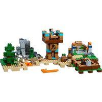 Klocki dla dzieci, LEGO® Minecraft 21135 Kreatywny warsztat 2.0