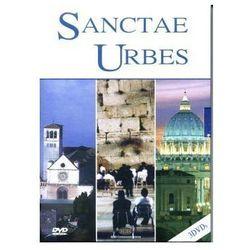3 filmy DVD - Święte Miasta. Asyż, Jerozolima, Rzym wyprzedaż 02/19 (-76%)