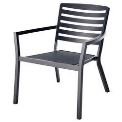 Krzesło GoodHome Mikyo antracyt