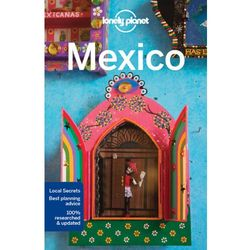 LONELY PLANET MEXICO - John Noble