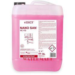 NANO SAN 10l VC112 Voigt Czysta łazienka i przyjemny zapach