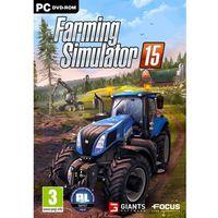 Gry PC, Farming Simulator 2015 (PC)