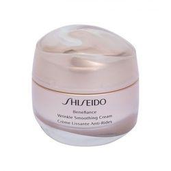 Shiseido Benefiance Wrinkle Smoothing Cream krem do twarzy na dzień 50 ml dla kobiet