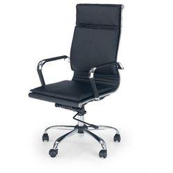 Nestor fotel gabinetowy czarny