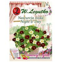 Nasiona, Nasturcja niska Night & Day MIESZANKA nasiona tradycyjne 5 g W. LEGUTKO