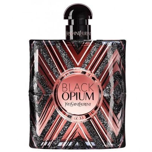 Testery zapachów dla kobiet, Yves Saint Laurent Black Opium Pure Illusion Woda Perfumowana 90ml TESTER + GRATIS