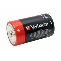 Baterie, BATERIA VERBATIM ALKALICZNA LR20 D (2 SZT BLISTER)