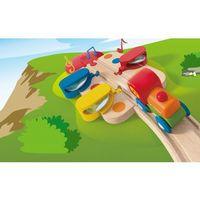 Pozostałe samochody i pojazdy dla dzieci, Hape TRAIN Tor z tamburynem