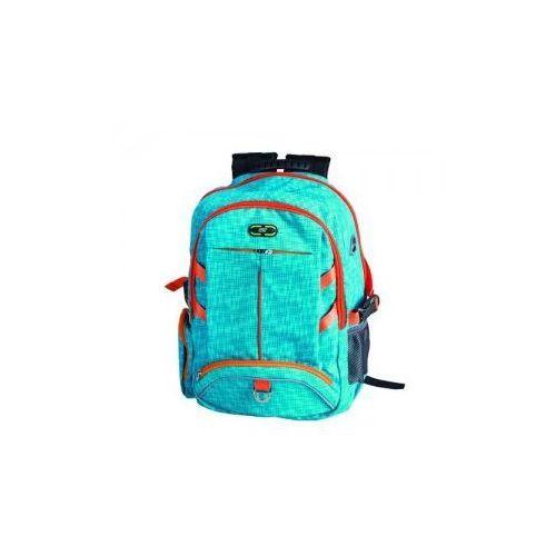 Tornistry i plecaki szkolne, Plecak szkolno-sportowy SPOKEY 838113 Niebieski