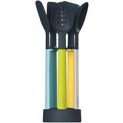 Joseph Joseph - Zestaw 5 narzędzi na stojaku,Elevate™ Silicon