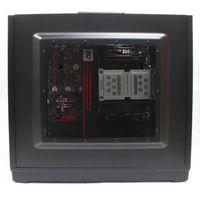 Obudowy do komputerów, COOLERMASTER case minitower HAF XB EVO, ATX, black, bez zdroje