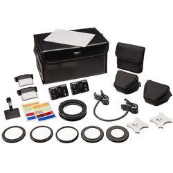 Nikon R1 makro lampę błyskową Kit (łącznie z 2 X SB-R200 i zestaw akcesoriów)