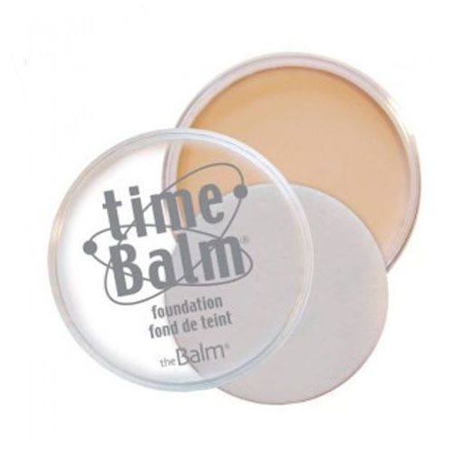 Korektory do twarzy, theBalm Odmładzający kremowy korektor TimeBalm Foundation 7.5 g (cień Mid-Medium )