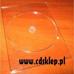 Tray digipack na 1 DVD przezroczysty 440szt.