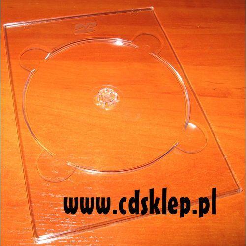 Pudełka i portfele na płyty, Tray digipack na 1 DVD przezroczysty 440szt.