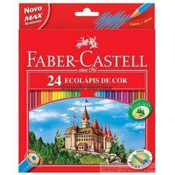 Kredki FABER CASTELL zamek 24 kolory
