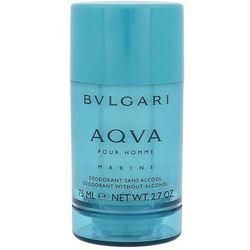 Bvlgari Aqva Pour Homme Marine dezodorant 75 ml dla mężczyzn