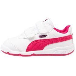 Puma STEPFLEEX 2 SL V INF Obuwie do nauki chodzenia white/pink glow