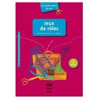 Książki do nauki języka, Jeux de roles - Branellec-Sorensen Maria, Chalaron Marie-Laure (opr. miękka)