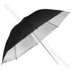 GlareOne Parasolka srebrna 110 cm