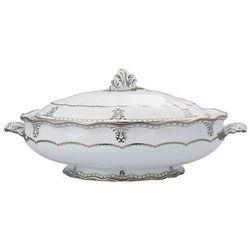 Royal Crown Derby Elizabeth Platinum Waza 2 l.