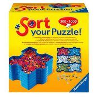 Puzzle, Ravensburger Stackable Puzzle Sort trays 6pcs