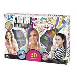 Atelier Glamour Kolorowe włosy i ciało