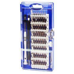 Zestaw śrubokrętów precyzyjnych wkrętaków 60 elementów Xtreme