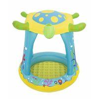 Baseny dla dzieci, Bestway Dmuchany basen - Żółwik, 1,09m x 96cm x 1,04m